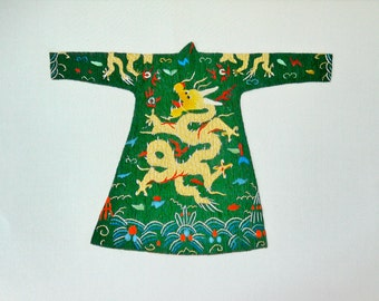 Chinese Embroidery- Dragon Robe