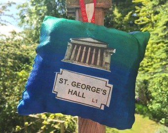 St Georges Hall Lavender Scented Pillow