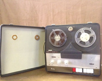 Vintage Reel to reel Stereo Norelco No. 2