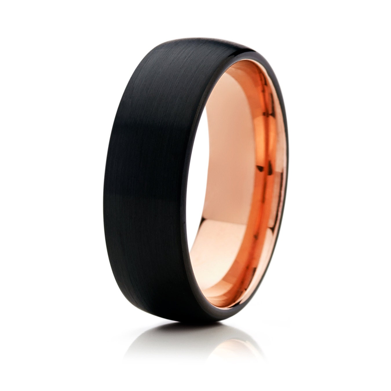 Tungsten wedding bandtungsten mens wedding by chriskdesigns for Tungsten wedding ring reviews