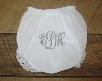 Personalized Baby Bloomers - Diaper Cover - Monogram - Personalized Baby - Baby Gift - Baby Girl Gift - Monogrammed - Baby Bloomer - Diaper