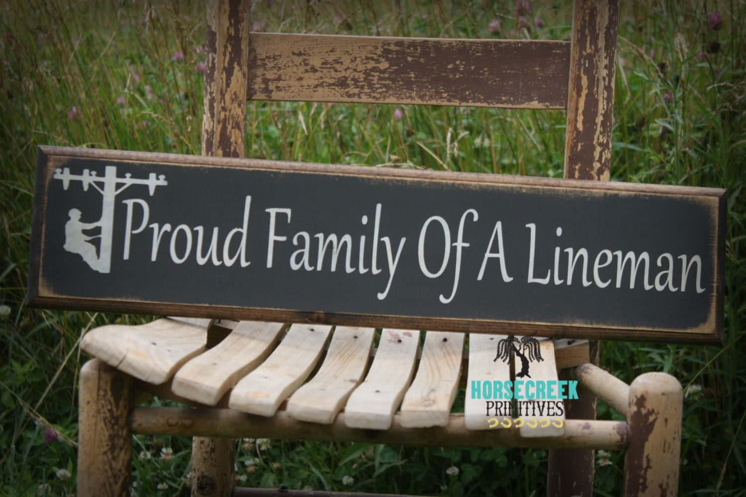 Lineman Gifts Proud Family Of A Lineman