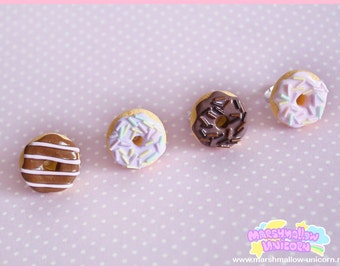Sweet donut ring kawaii and cute lolita style