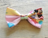 Disney, Disney Bow, Minnie Mouse Bow, Daisy Bow, Kids Bow Tie, Bowtie, Hairbow, Mens Bow Tie, Toddler Bow Tie, Hair Accessories