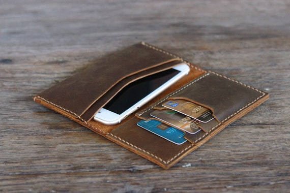 Leather Iphone 6 Wallet For Men Iphone 6 Wallet Case Mens