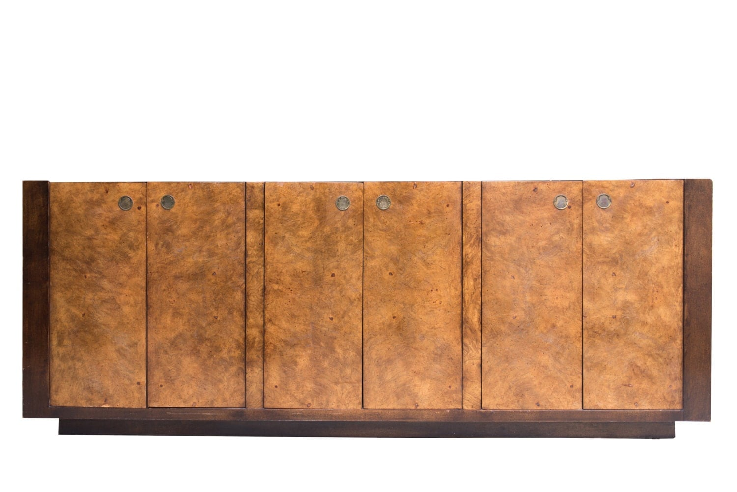 Olive Burl Wood Credenza By Century Furniture By Suttonchao