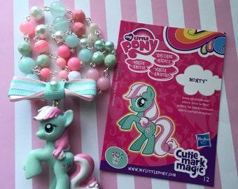 Minty // RARE // My Little Pony Necklaces // MLP:FiM