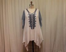 Revival Boho Clothing For Plus Sizes Boho plus size tunic dress