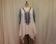 Revival Boho Clothing For Plus Sizes Boho plus size tunic dress