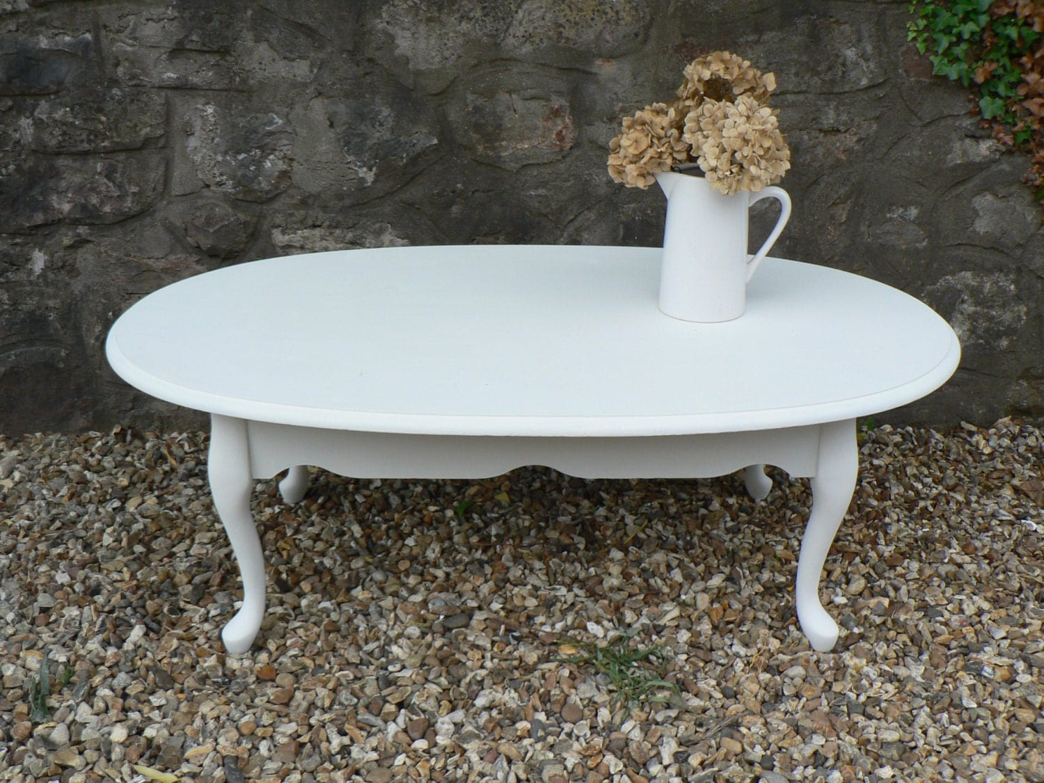 Shabby Chic French Style Coffee Table In Annie By