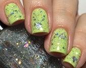 Tomorrowland - Artisan 5-free Vegan Nail Polish