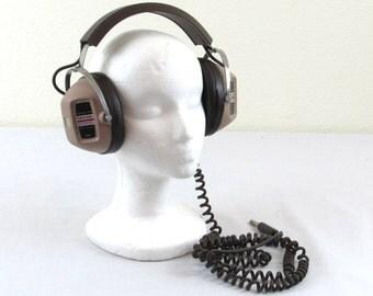 Vintage Realistic/Koss Custom Pro Headphones