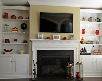 Custom Cabinets - Get Your Built-In Cabinets Here