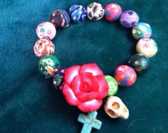 Day of the Dead bracelets