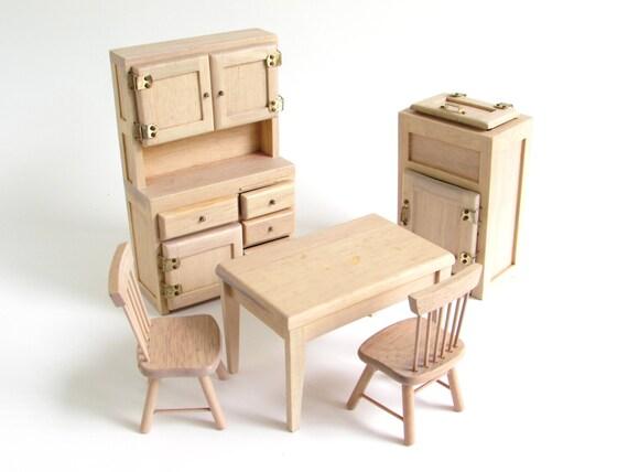 puppenhaus küchenmöbel