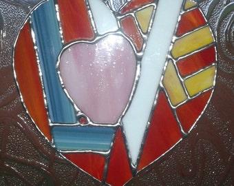 Love Heart Suncatcher