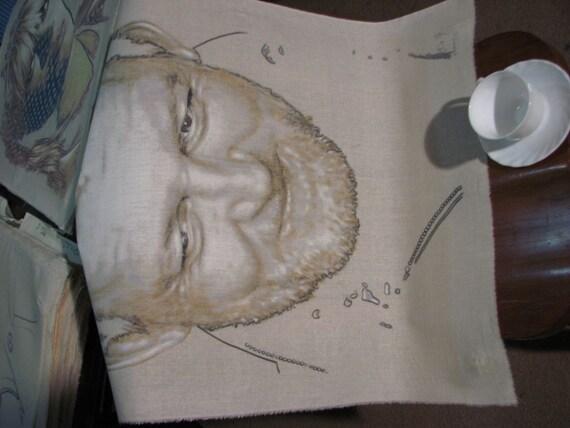 Portrait of Joe Cocker