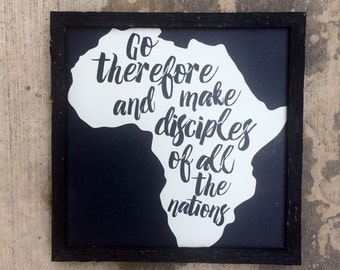 Go Therefore (Africa)