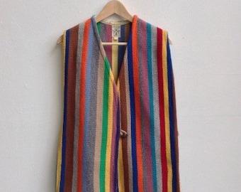 Vintage 1970's Chimayo Vest