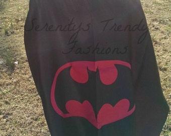 Bat Girl Cape-Birthday Gift Ideas-Children-Girls-Clothing-Super Hero