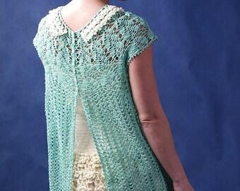 Blouse Crochet