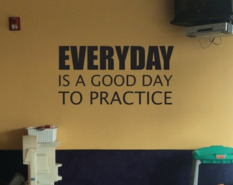 Music Classroom Decor, Classroom Decorating Ideas, Reading Teacher. Everyday is a Good Day When You Read