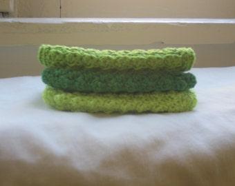 Crochetted Washdishcloth