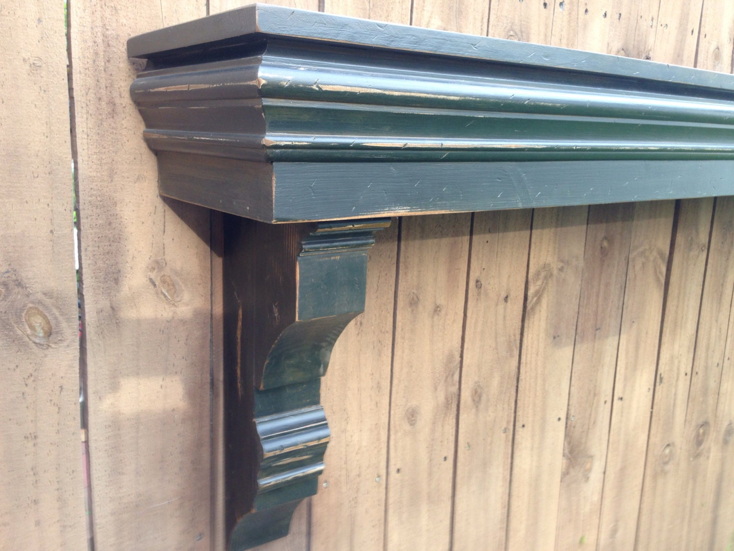 Fireplace Mantle With Corbels Floating Mantle Shelf