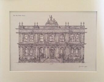 The Merchant Hotel Belfast Print
