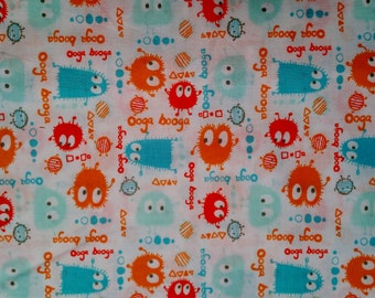M.O.M. Designs - Ooga Booga - Cotton Woven Fabric