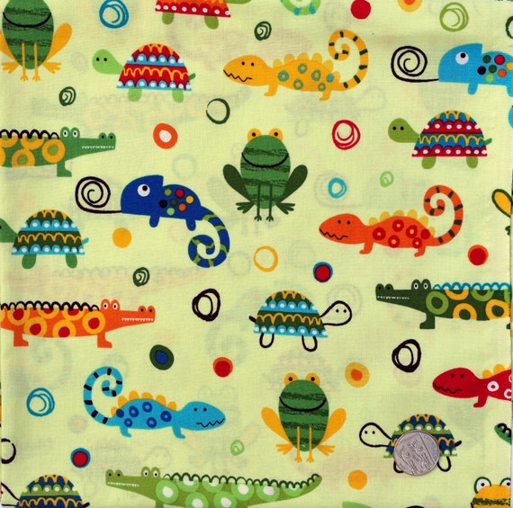 Fabric children 39 s novelty fabric creatures and critters for Kids novelty fabric