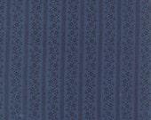 Union Blues - Frederick Ultramarine - 1/2yd