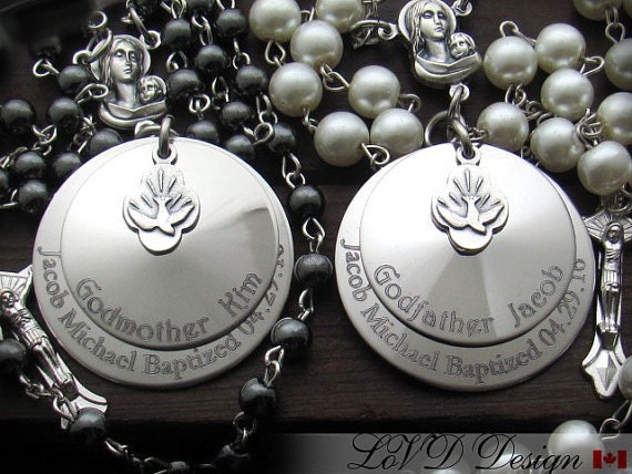 Godmother Gift Godparent Gift Personalized Gift For: Baptism Gift. Gifts. Godparents Gifts. Baptism By BaptismGifts