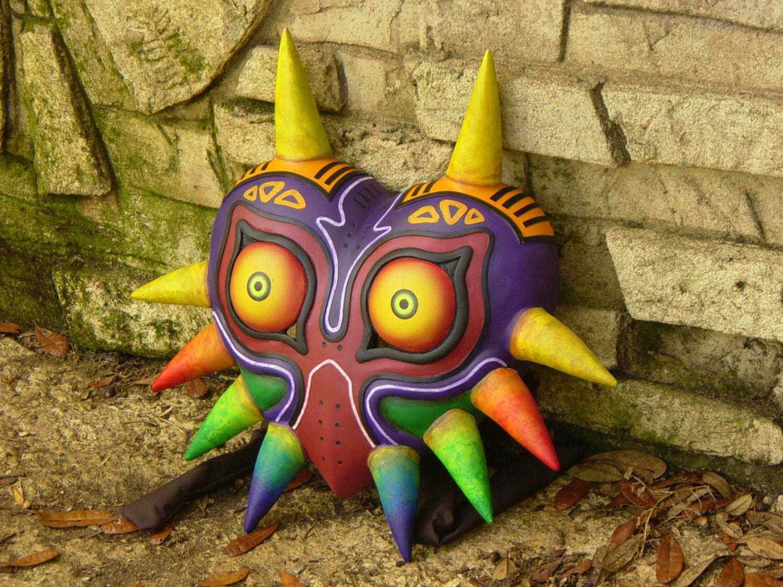 Majora's Mask Inspired by The Legend of Zelda: