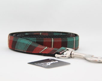 PEI Tartan Dog Leash