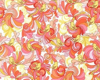 ON SALE - 1/2 Yard - In the Bloom - AVW-15250-106 - Blossom - Valori Wells - Robert Kaufman Fabrics - Fabric Yardage