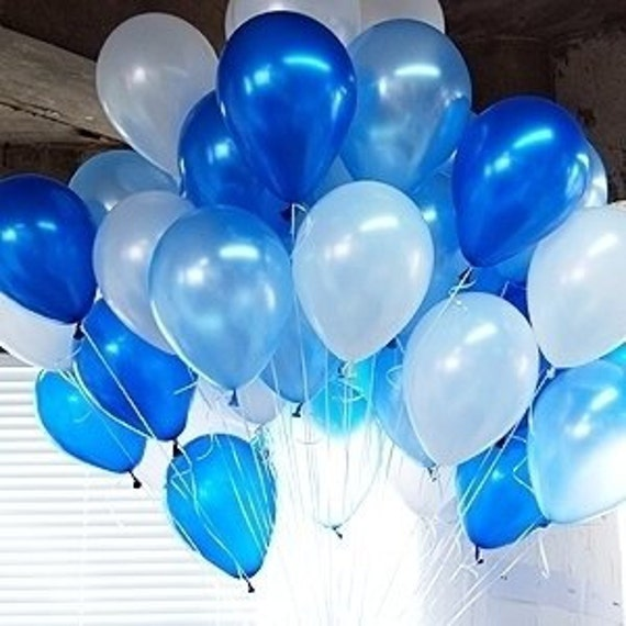 Dark Blue Birthday Decorations Image Inspiration of Cake and