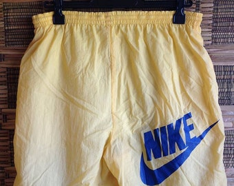 90s NIKE Swimming Trunks - lining - S