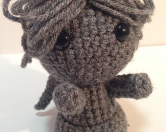 Amigurumi Weeping Angel Pattern : Weeping Angel Doctor Who Amigurumi Crochet Pattern