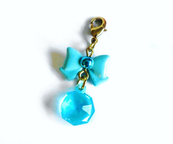 sailor mercury s bow charm bracelet charm sailor by