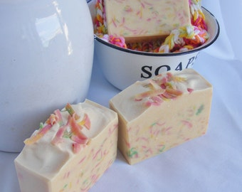 Citrus Splendor Cold Process Soap