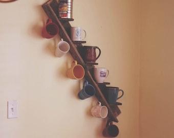 Unique Mug Rack
