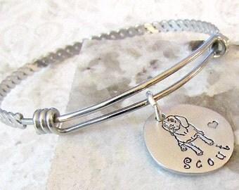 hand stamped bottle opener keychain godfather by talktothepaws. Black Bedroom Furniture Sets. Home Design Ideas