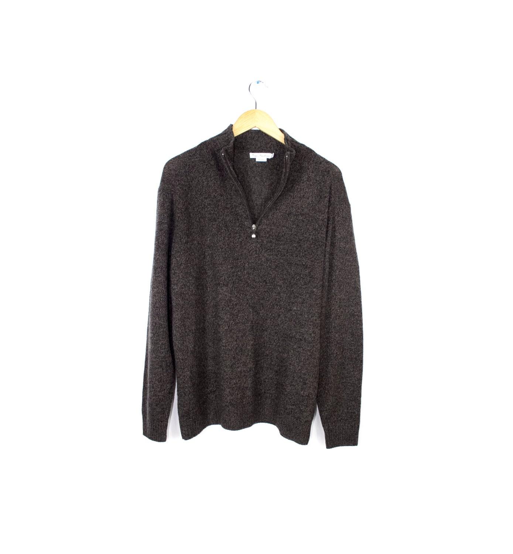 wool quarter zip shirt    100  wool    1  4 zip sweater