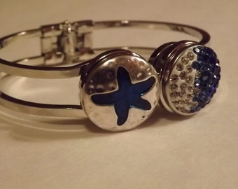 Snap Cuff Bracelet