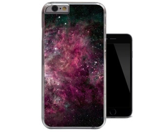 Nebula iPhone 6 Case Purple Iphone 5 Case Space Iphone 5c Case Cosmos iPhone 5s Case Universe Galaxy iPhone 4 4s Clear Case