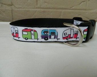Campers Dog Collar