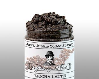 Men's Java Junkie Coffee Scrub 8 fl. oz.