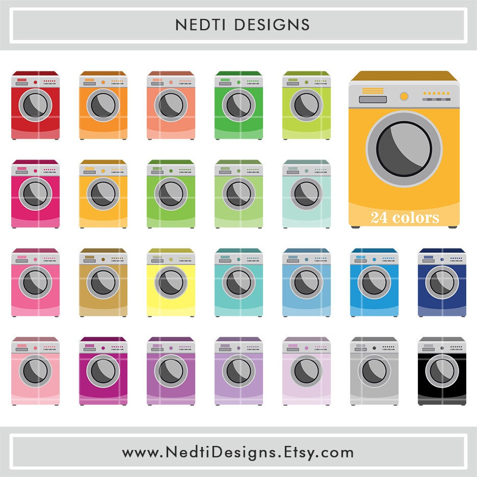 lessive machine laver planner stickers bricolage kit pour. Black Bedroom Furniture Sets. Home Design Ideas
