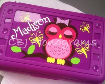 Personalized Pencil BOX-Detailed Box